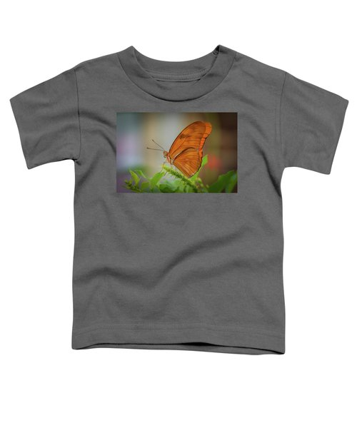 Butterfly, Delicate Wings... Toddler T-Shirt