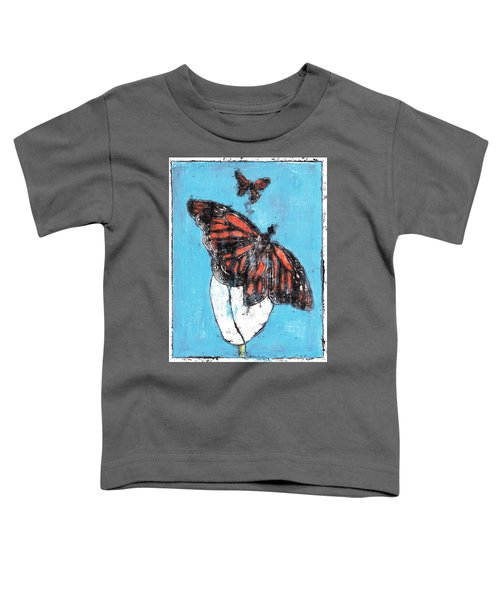 Butterfly Garden Summer 1 Toddler T-Shirt