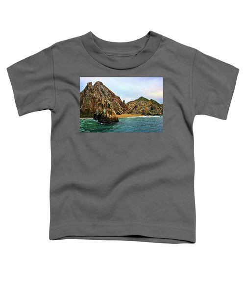 Cabo San Lucas A Different View Toddler T-Shirt