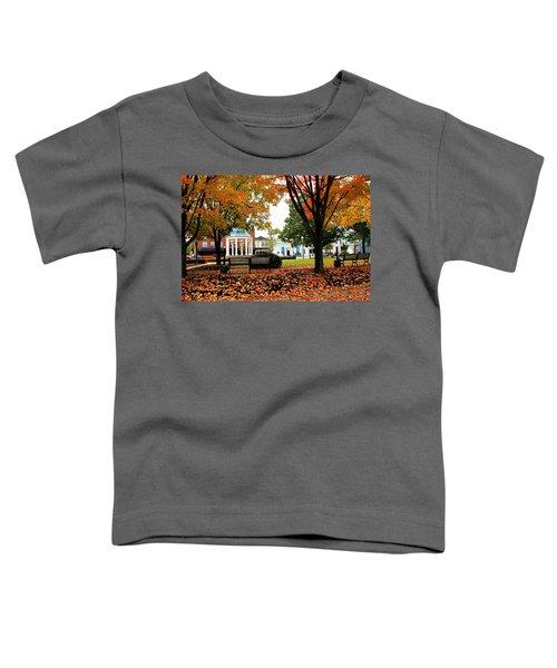 Candy Corn Toddler T-Shirt