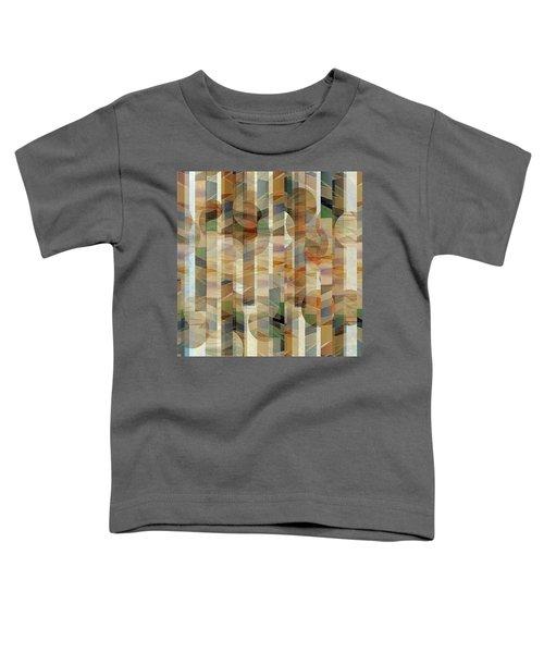 Canyon Circles And Stripes Toddler T-Shirt