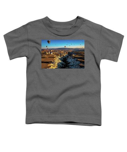 Capadoccia Toddler T-Shirt