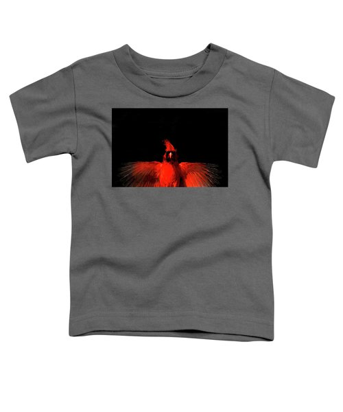 Cardinal Drama Toddler T-Shirt