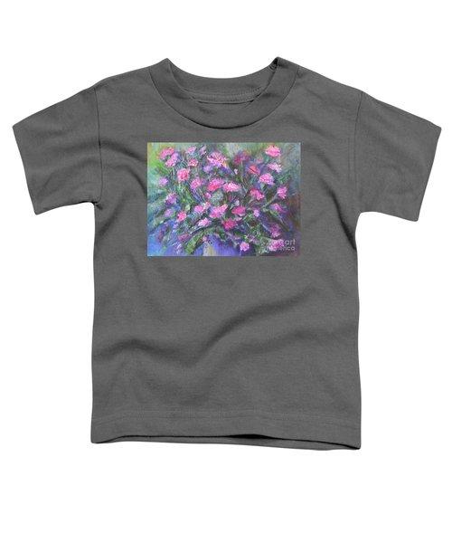 Carnations Toddler T-Shirt