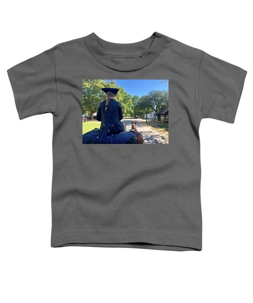 Carriage Ride Toddler T-Shirt