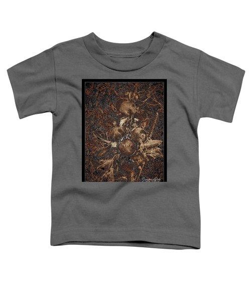 Carved Apples Toddler T-Shirt
