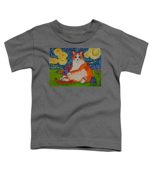 Cat Nipped  Toddler T-Shirt