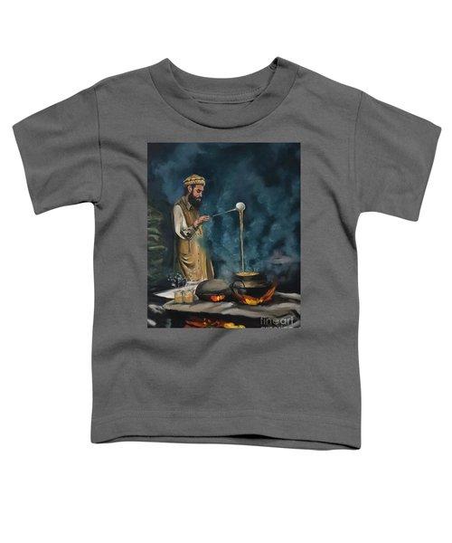 Chai Wala Toddler T-Shirt