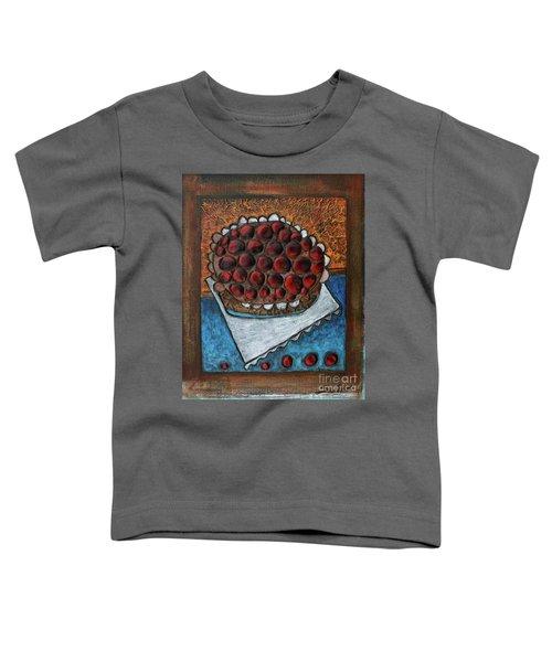 Cherry Pie Toddler T-Shirt