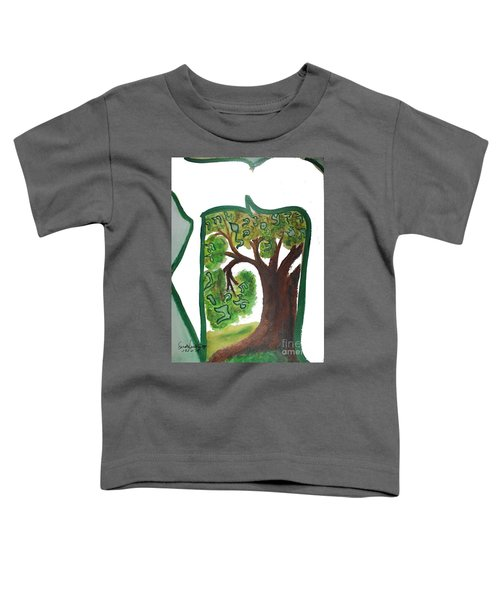 Chet, Tree Of Life  Ab21 Toddler T-Shirt