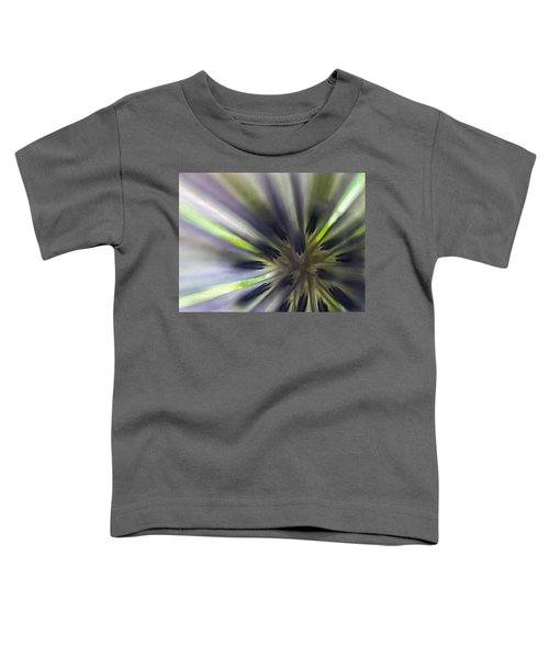 Chicory Flower Closeup Toddler T-Shirt