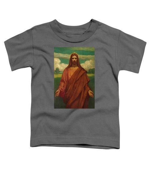Christ Toddler T-Shirt