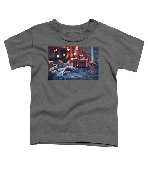 Christmas Pesent Toddler T-Shirt