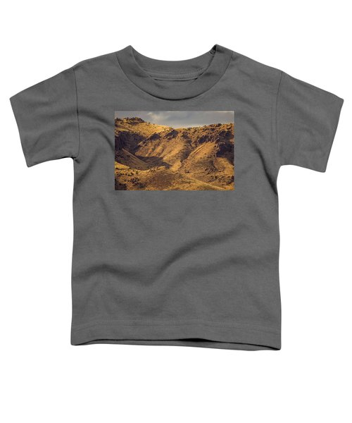 Chupadera Mountains Toddler T-Shirt