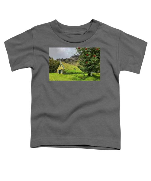 Church Of The Holy Moss Toddler T-Shirt