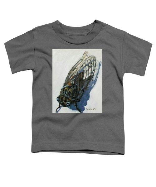 Cicada Toddler T-Shirt