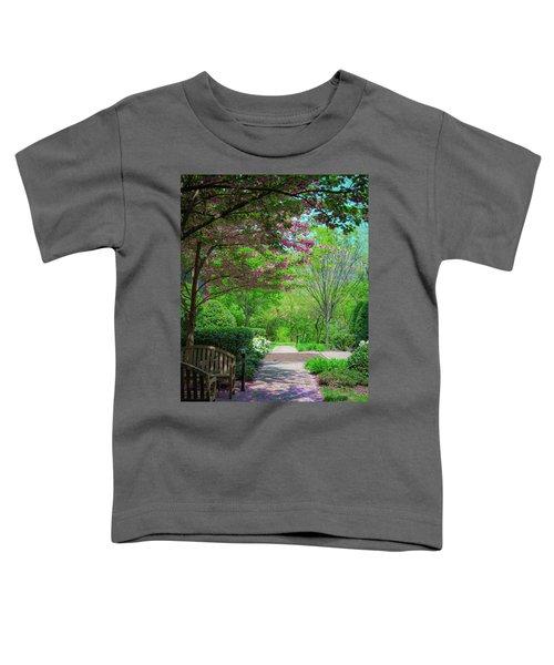 City Oasis Toddler T-Shirt