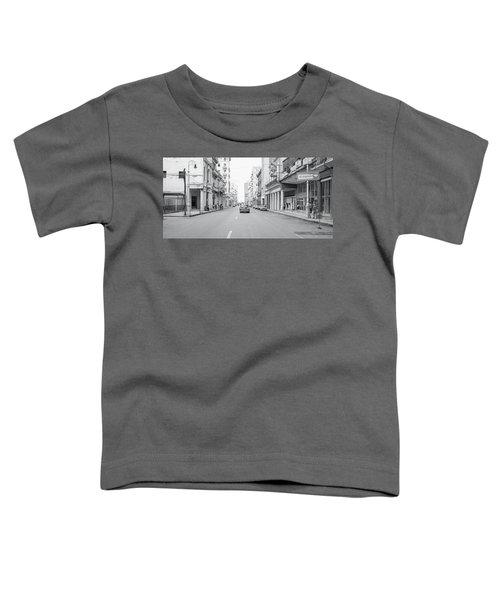 City Street, Havana Toddler T-Shirt