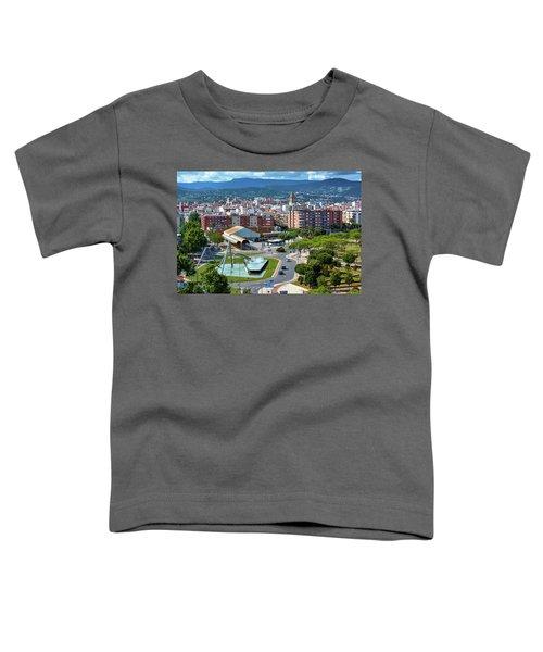Cityscape In Reus, Spain Toddler T-Shirt