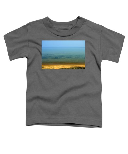 Clearness Of Lake Superior Toddler T-Shirt