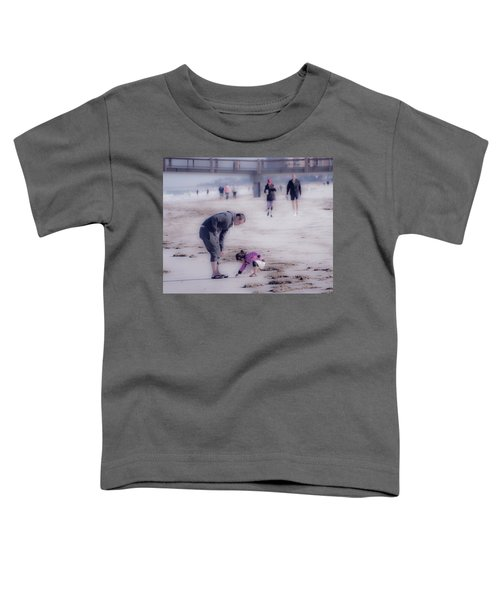 Clearwater Beachcombing Toddler T-Shirt