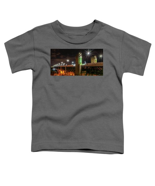 Cleveland Lights  Toddler T-Shirt