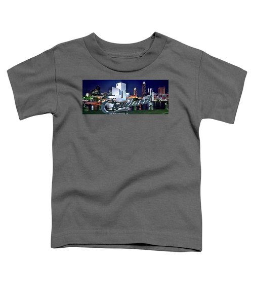 Cleveland Ohio 2019 Toddler T-Shirt