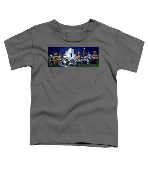 Cleveland Ohio 2019 Toddler T-Shirt
