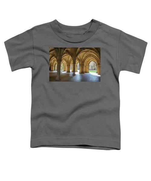Cloister Around Toddler T-Shirt