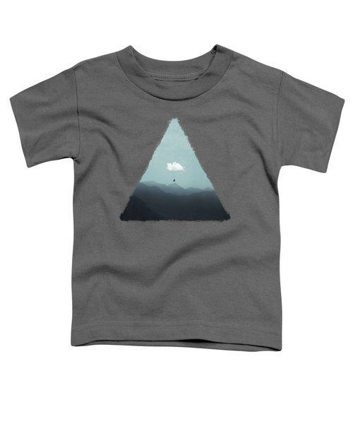 Cloud Gliding Toddler T-Shirt