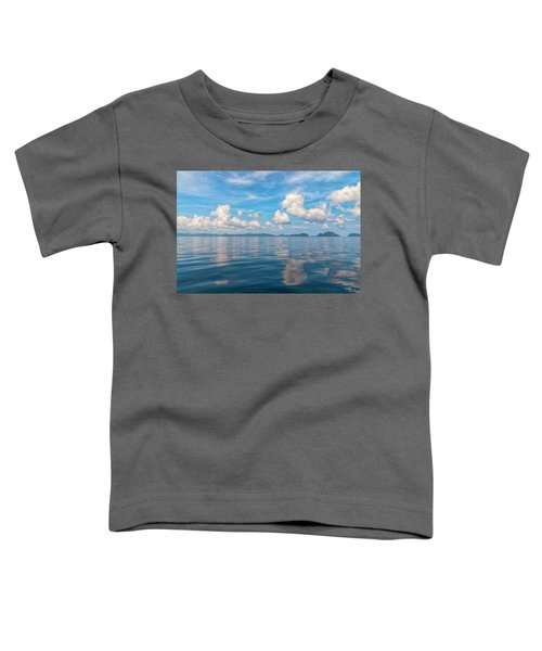 Clouded Bliss Toddler T-Shirt