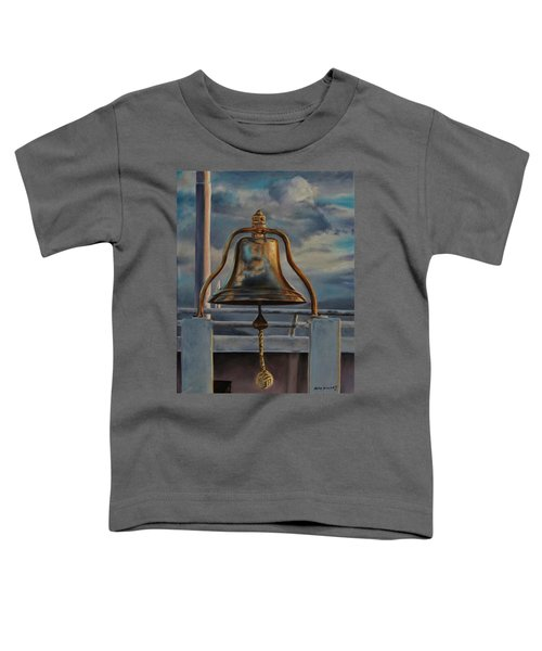Coho Ferry's Bell Toddler T-Shirt