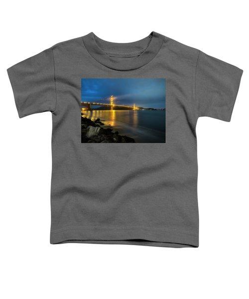 Cold Night- Toddler T-Shirt