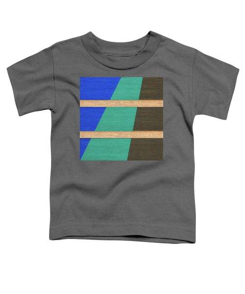 Colorado Abstract Toddler T-Shirt