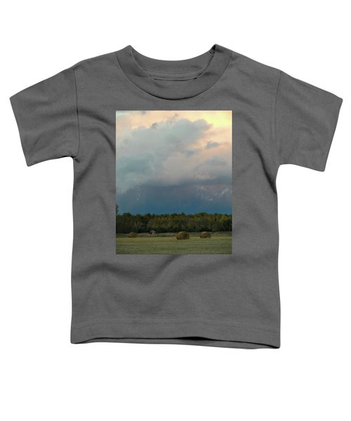Colossak Country Clouds Toddler T-Shirt