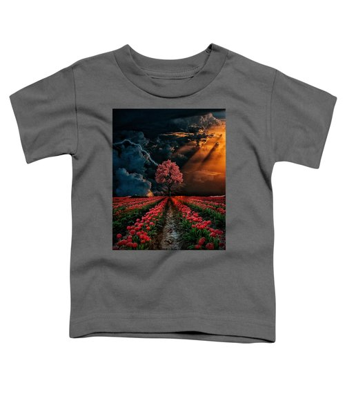 Colours Of The Sky Toddler T-Shirt