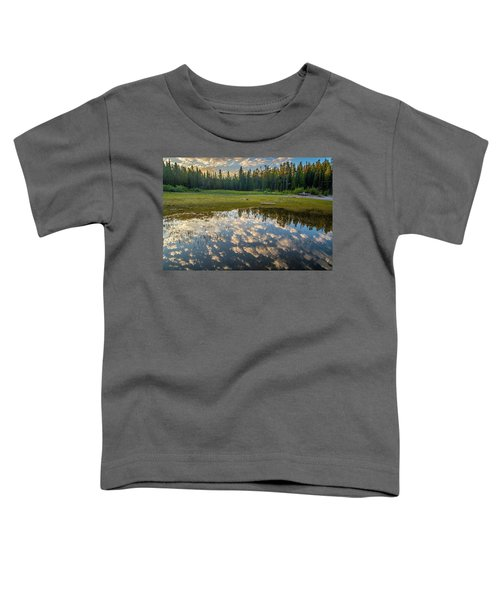 Colter Bay Reflections Toddler T-Shirt