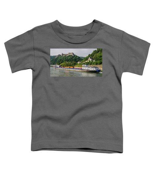 Commerce Along The Rhine Toddler T-Shirt