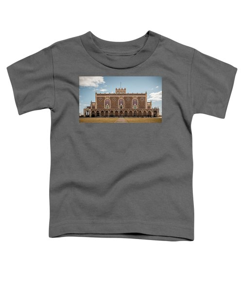 Convention Hall Toddler T-Shirt