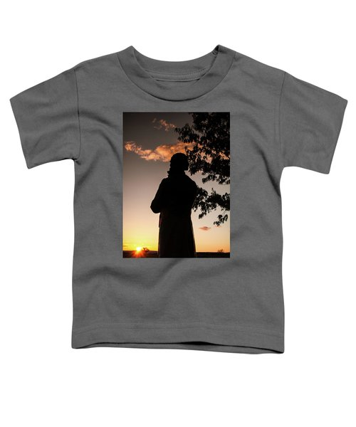 Corby At Sunset Toddler T-Shirt