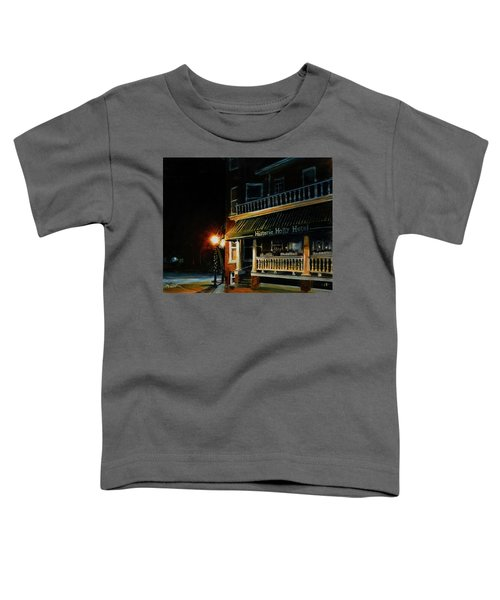 Corner Light Toddler T-Shirt