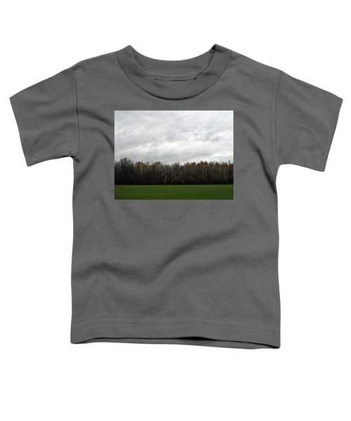 Country Autumn Drive Toddler T-Shirt