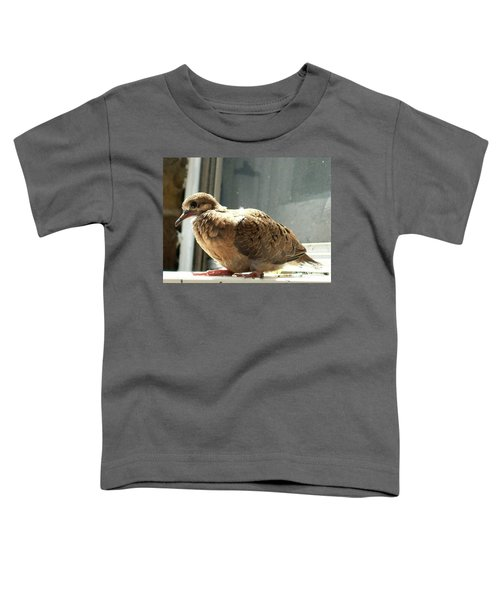 Courage To Fly - Photography Toddler T-Shirt