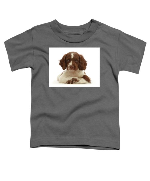 Cross Paws Toddler T-Shirt
