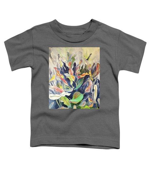 Croton Plant Toddler T-Shirt