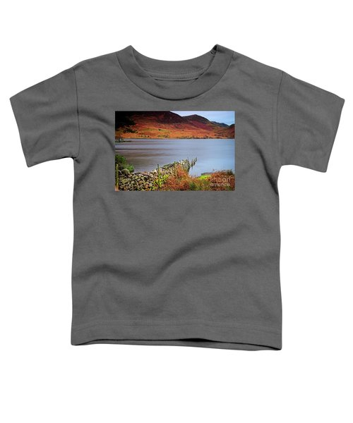 Crummock Water - English Lake District Toddler T-Shirt