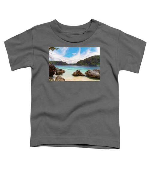 Crystal Clear Toddler T-Shirt