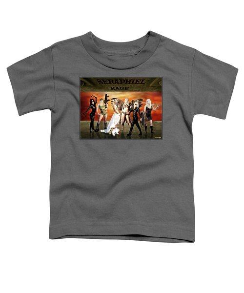 Seraphiel Illusions Toddler T-Shirt