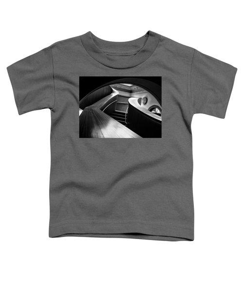 Curves  Toddler T-Shirt