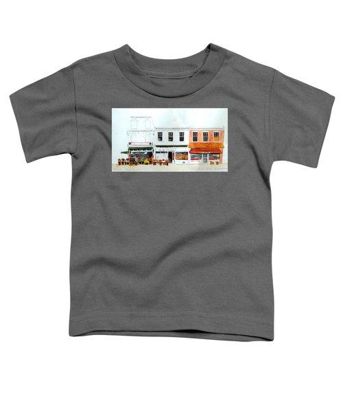 Cutrona's Market On King St. Toddler T-Shirt